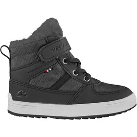 Viking Footwear Lukas WP Sko Børn, black/grey